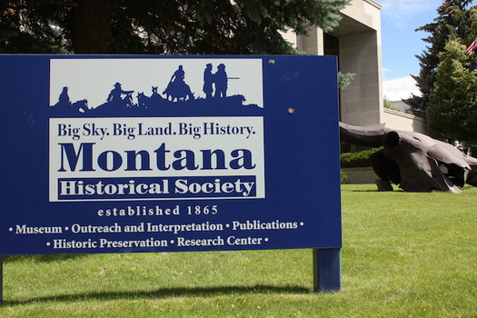 The Montana Historical Society is laying off nine people due to budget cuts. (Courtesy of Sanna Porte)