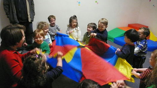 There are about 18,000 day-care centers and 9,000 in-home child-care providers in Minnesota. (Grant Barrett/Creative Commons)