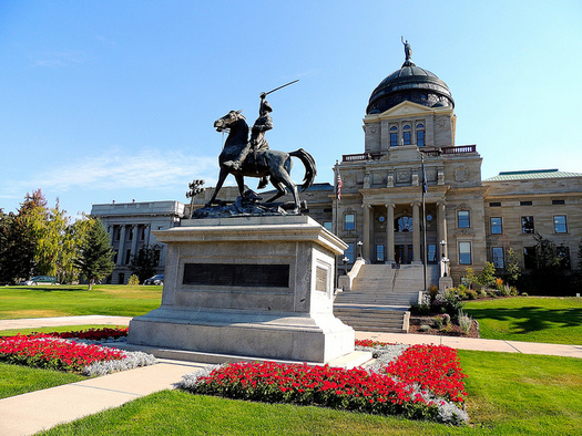 The Montana Legislature rejected bills this session that would have raised revenue for the state. (Tracy/Flickr)