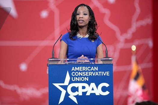 A congressional panel tasked with coming up with climate-change solutions is growing in membership, which includes U.S. Rep. Mia Love, R-Utah. (Wikimedia Commons)