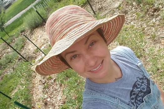 Herb and berry farmer Rachel Tayse of Columbus says new farmers need support to build a sustainable operation. (Rachel Tayse)