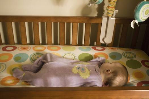 New research suggests families, pediatricians and other medical providers work together to support safe infant sleep. (Caitlan Regan/Flickr)