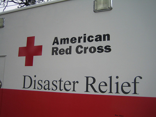 More than 30 American Red Cross volunteers from Nebraska are working in shelters and providing other assistance to victims of Hurricane Harvey. (Elaine Vigneault/Flickr)