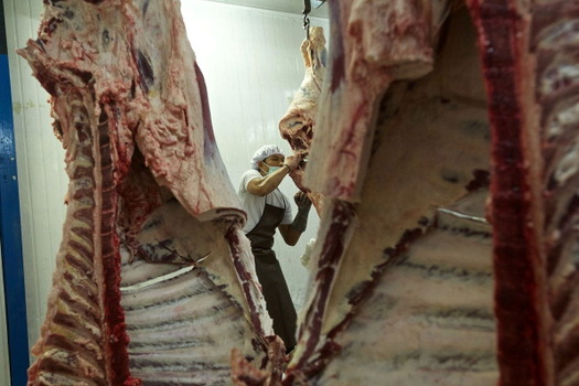 The USDA currently does not have enough veterinarians on staff to properly inspect the U.S. meat supply. (Getty Images)