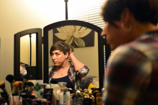 There may be as many as 9,000 transgender individuals on active duty in the military. (USAF/Senior Airman Rachel Hammes)