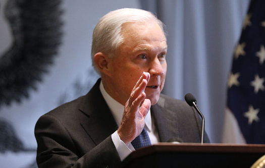 Attorney General Jeff Sessions reversed President Barack Obama's efforts to phase out private prisons. (Spencer Platt/Getty Images)