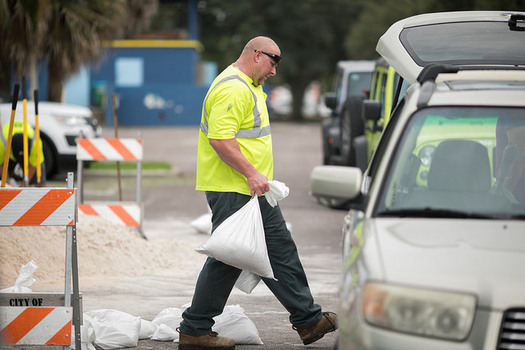 Gov. Rick Scott is calling on volunteers to help out after Hurricane Irma. (City of St. Petersburg/Flickr)