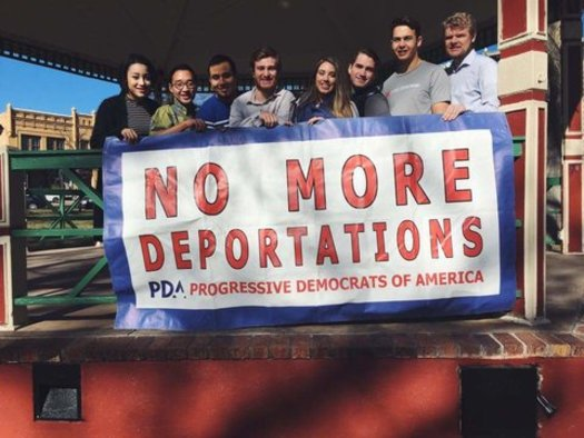 Advocates for DREAMers are calling on Arizona lawmakers to support the DREAM Act, which would provide young people brought to the U.S. as children a path to citizenship. (Progressive Democrats of America)