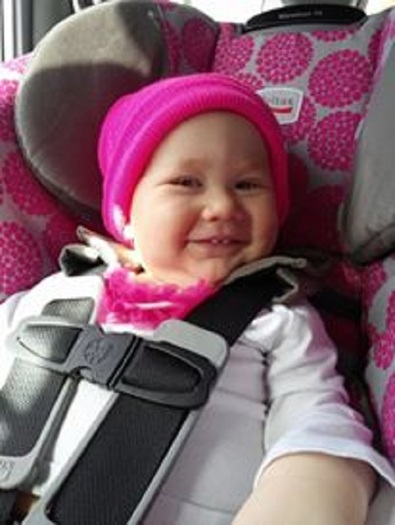 Most forward-facing car seats aren't being used properly, child-safety advocates say. (V. Carter)