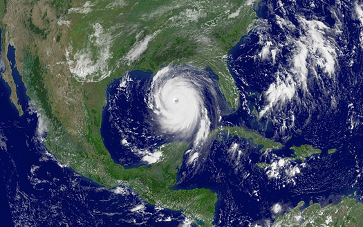 The National Weather Service and the National Hurricane Center would see huge cuts under a Trump Administration proposal. (noaa.gov)