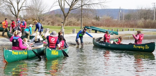 The Susquehanna Watershed Environmental Education program is in its 27th year. (Chesapeake Bay Foundation)