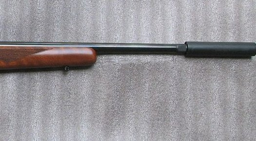 The SHARE Act, which deregulates silencers and armor-piercing bullets, is the subject of a hearing Wednesday in Washington. (Wikimedia Commons)