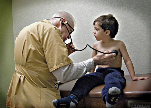 While much of the nation is making gains in getting health insurance for more children; Maine is missing out and still has 12,000 uninsured kids. (Pinterest).