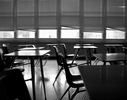 An estimated 14 percent of Arizona students in grades K through 12 were chronically absent in 2014. (Max Klingensmith/Flickr)