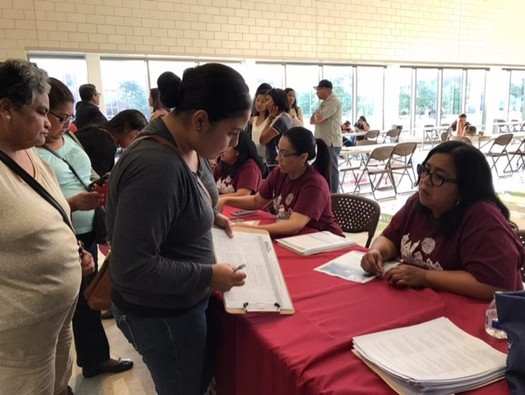 Nonprofit groups that assist immigrants in Illinois are answering questions for those concerned about the DACA renewal process.  (Resurrection Project)