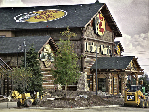 The acquisition of Cabelas by Bass Pro Shops is one example of a business deal that may impact consumers and workers. (Kurt/flickr)
