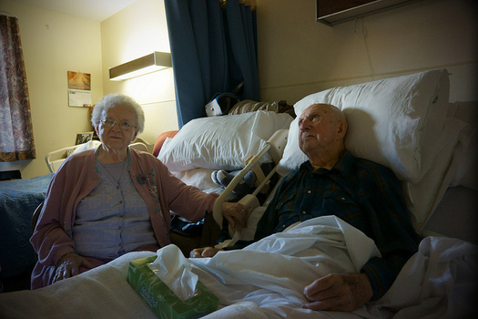 In 2005 a bill that would have required nursing homes to have backup generators to protect residents failed to pass after resistance from the nursing-home industry. (Ted Van Pelt/Flickr)