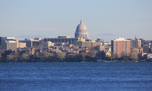 Advocates of grassroots political change think Madison, Wis., is well-suited to be a player in the Rebel Cities movement. (City of Madison)