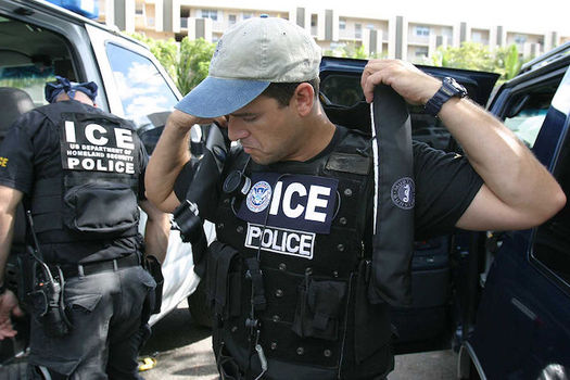 """Operation Safe City"" detained more immigrants in Philadelphia than any other city in the country. (U.S. Immigration and Customs Enforcement)"