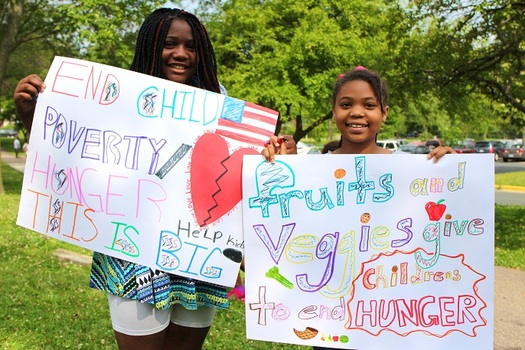 By 2035, children will outnumber Minnesotans over age 65. (Photo courtesy Children's Defense Fund - MN.)