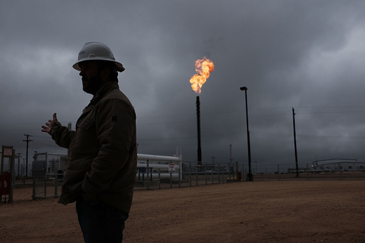 In the 2015-2016 election cycle, fossil fuel companies invested $354 million in campaign contributions and lobbying. (Getty Images)