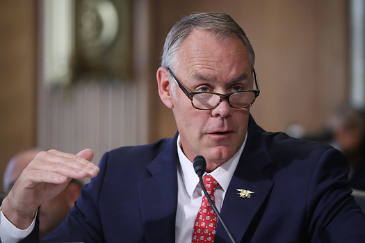 Interior Secretary Ryan Zinke's decision to delay a methane waste rule was deemed illegal for the agency's failure to properly notify the public. (Mark Wilson/Getty Images)