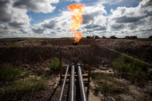 In the time since Jonah Energy started inspecting for and repairing leaks, methane emissions dropped by 75 percent and the company saved $5 million worth of natural gas. (Getty Images)