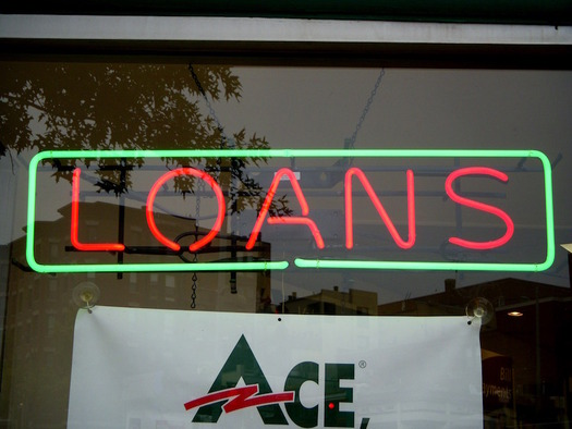 Payday lenders tend to set up shop in communities without access to traditional banking services. (krosseel/morguefile)