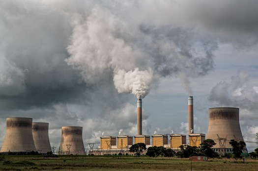 Coal-fired power plants are the nation's top source of CO2 emissions. (Getty Images)