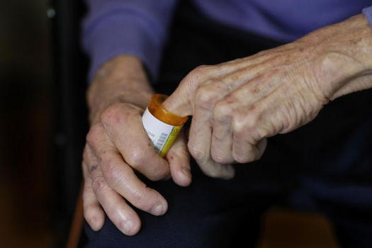 Almost a third of older Americans who deduct medical expenses earn less than $50,000 a year. (Getty Images)