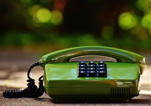 AARP Wyoming is negotiating with CenturyLink to make sure older residents continue to have access to a working landline. (Pixabay)