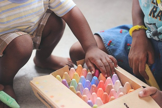 """African-American children face some of the greatest barriers to success, especially in the South and Midwest, according to the annual """"Race for Results"""" report. (StockSnap/Pixabay)"""