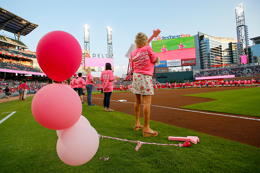 Nearly 95 percent of women diagnosed with breast cancer live five years or more. (Getty Images)