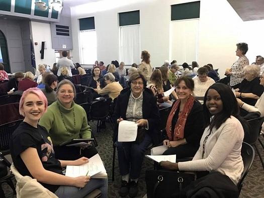 Hoosier women make up less than a fifth of the Indiana state legislature. (women4changeindiana.org)