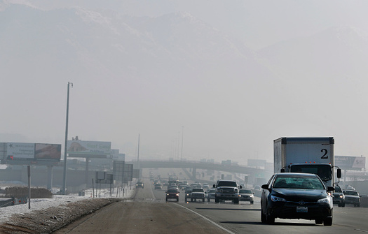 The transportation sector is the largest source of carbon pollution in the United States. (Getty Images)