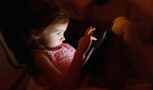 According to one study, mobile media device use has tripled among young children aged 5 to 16 in the past six years. (insidescience.org)