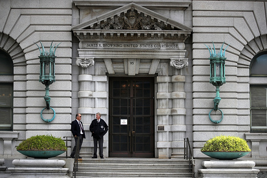 The Ninth U.S. Circuit Court of Appeals serves the western part of the country, including Washington state, and has several judgeship vacancies. (Justin Sullivan/Getty Images)