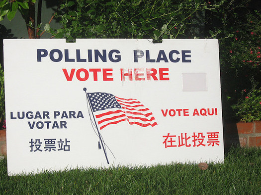 If successful, the lawsuit could change voting district lines before the 2018 election. (Tom Prete/Flickr)