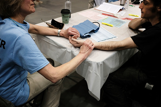Rural health care facilities in South Dakota face a workforce shortage, according to an official from the South Dakota Department of Health. (Spencer Platt/Getty Images)