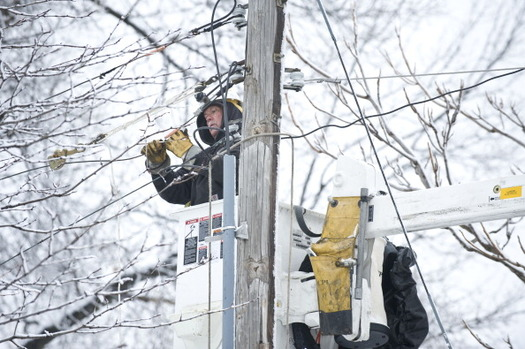 A recent nonpartisan study found coal and nuclear power proved more, not less, vulnerable during severe winter storms. (Getty Images)