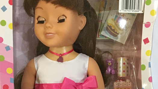 My Friend Cayla is advertised as the world's first interactive doll, but a security loophole has drawn some concern, including from the FBI. (USPIRG)