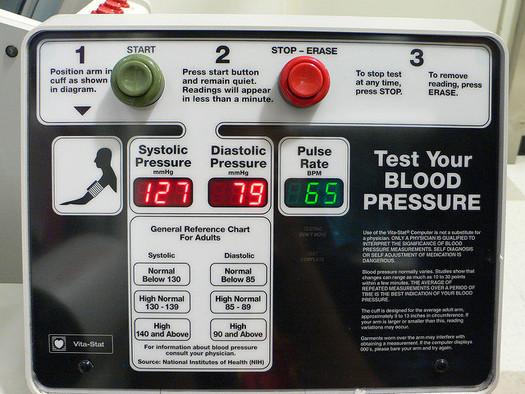 Under Pressure Hypertension Standards Reclassified Public News