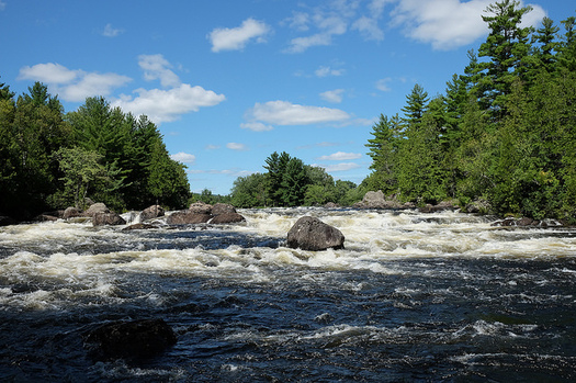 Katahdin Woods and Waters National Monument is on a leaked report from U.S. Interior Secretary Ryan Zinke of monuments that could be reduced in size. (U.S. Dept. of the Interior)