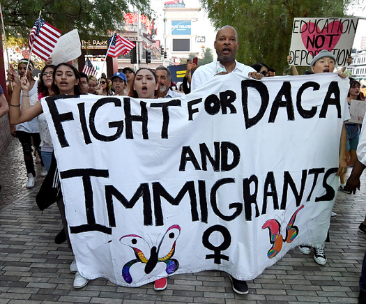 Colorado could lose nearly $3 billion in gross domestic product and $768 million in lost tax revenues over the next decade if DACA ends, according to research by the Cato Institute. (Getty Images)