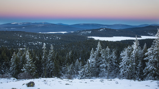 The Cascade-Siskiyou National Monument was created in 2000 and expanded in 2017. (Bob Wick/Bureau of Land Management)