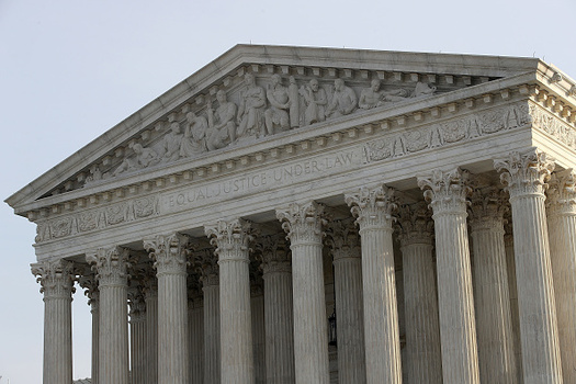 A Colorado law professor says this U.S. Supreme Court decision could have broad implications for anti-discrimination laws across the nation. (Getty Images)