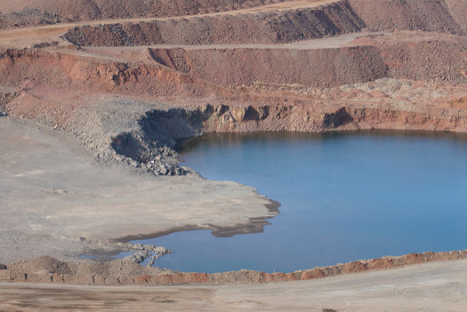 In 2015, the EPA identified more than 220 mines that would have been affected by a rule requiring companies to pay for the cleanup. (Pete Markham/Flickr)