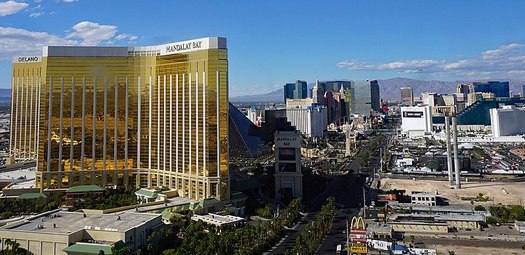 The Fund to Help victims of the Oct. 1 Las Vegas mass shooting is slated to release updated protocols in early December. (Mariordo/Wikimedia Commons)