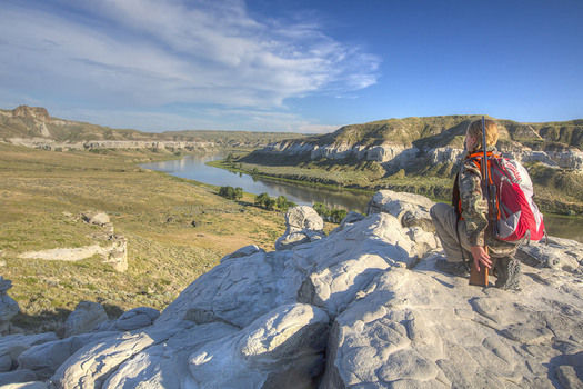 The Trump administration reviewed Montana's Upper Missouri River Breaks National Monument this summer. (Bob Wick/Bureau of Land Management)