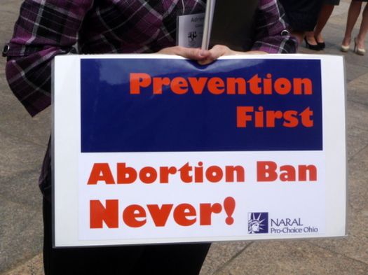 Opponents say a Down syndrome abortion ban bill in Ohio ignores the unique circumstances that surround each woman's pregnancy. (Progress Ohio/Flickr)